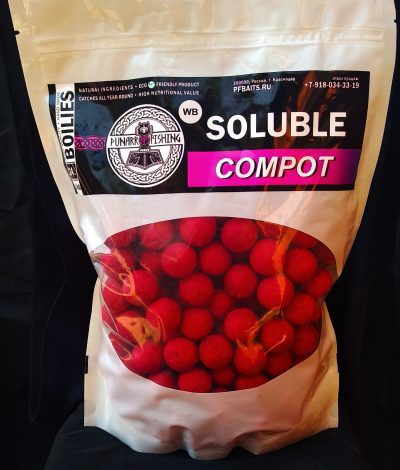 Soluble Compot 23 мм 1 кг WB