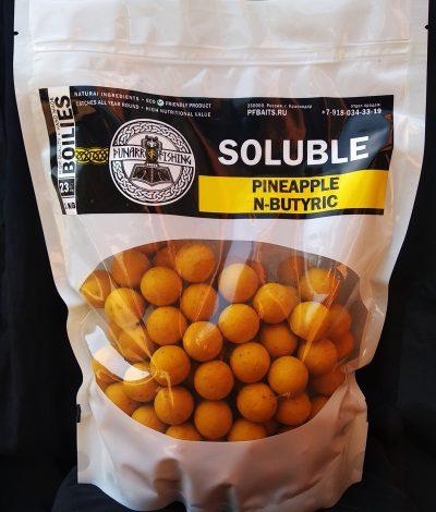 Pineapple+ N-butyrik (Ананас с масляной кислотой) 23 мм 1 кг