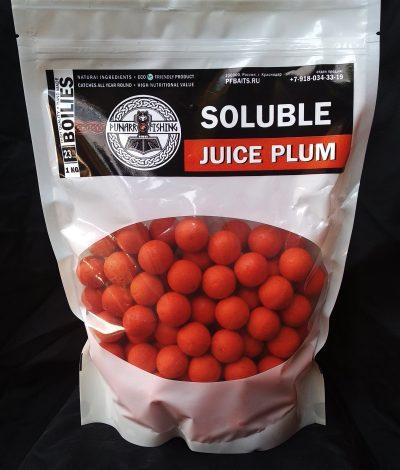 Soluble Juice Plum (Сочная Слива) 23 мм 1 кг