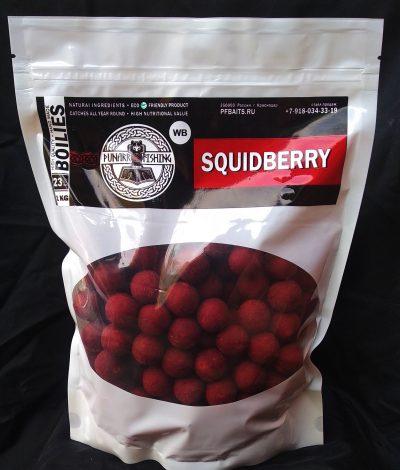 Squidberry ( Кальмар с ягодой)  23 мм 1 кг WB