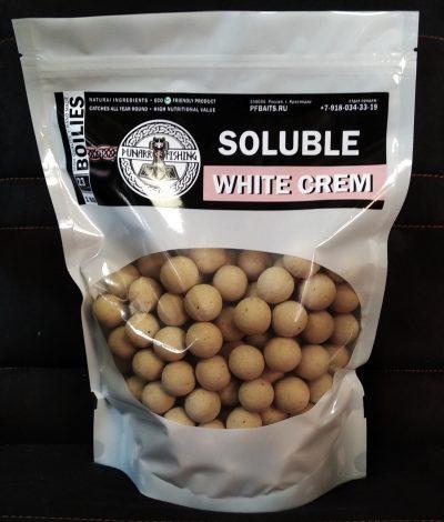 Soluble White Crem ( Белый крем ) 23 мм 1 кг